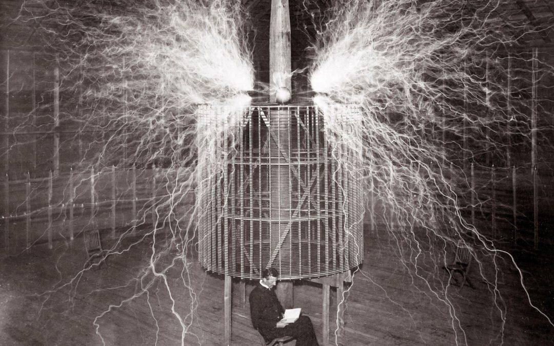 Tesla e le frequenze che influiscono sul nostro corpo