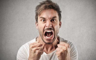 La rabbia può diventare un potere in più